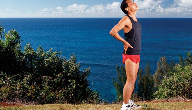 Murakami, un experto en running