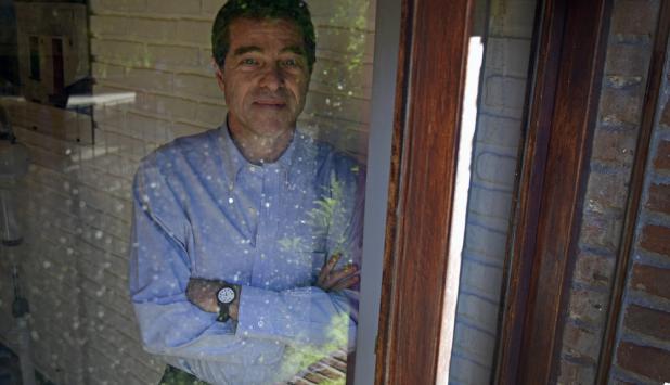 """""""Admiro a Obama y Lagos (...) Macri le devolvió a Argentina los valores republicanos"""". Foto: F. Ponzetto"""