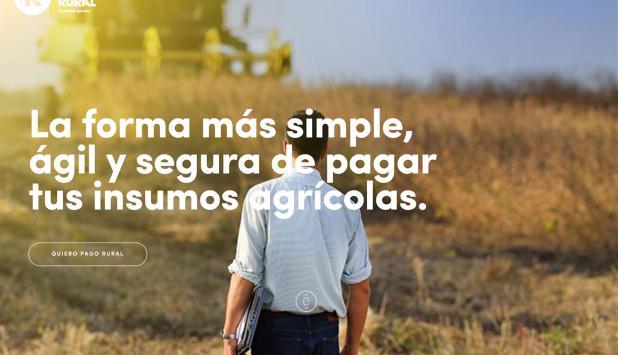 Pago Rural es una empresa registrada en Uruguay pero con sede en Argentina.