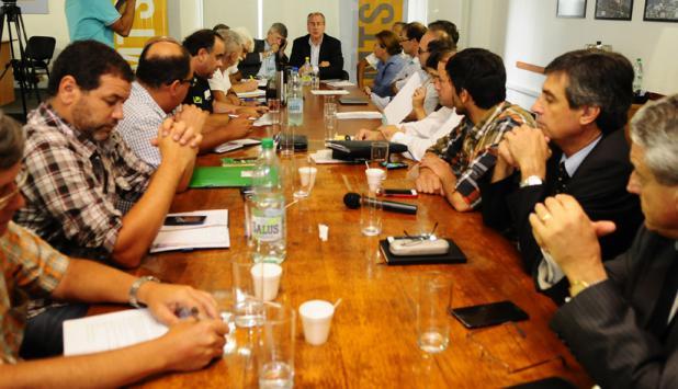 Consejos de Salarios. Foto: Marcelo Bonjour