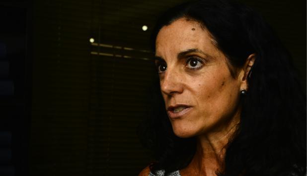 Azucena Arbeleche. Foto: Nicolás Pereyra