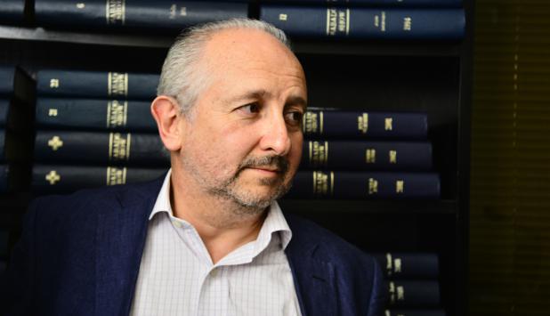 Pablo Da Silveira. Foto: Nicolás Pereyra