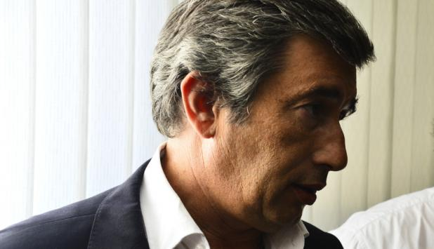 Mario Arizti. Foto: Nicolás Pereyra