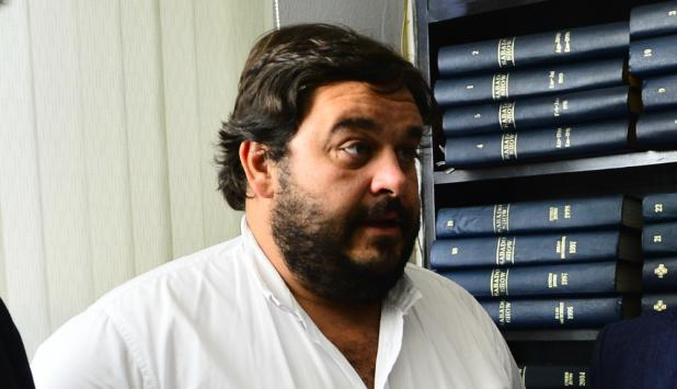 Juan Ignacio Buffa. Foto: Nicolás Pereyra