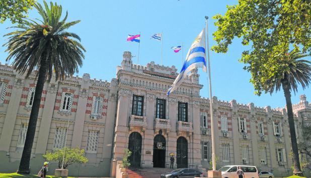 Comando: la sede castrense es donde se analiza la coyuntura. Foto: archivo El País.