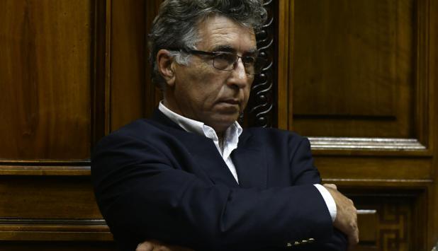 Darío Pérez: Otra vez pone en jaque a la bancada del Frente. Foto: Darwin Borrelli