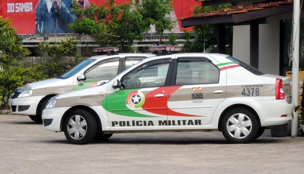 Policía Militar brasileña. Foto: Wikimedia Commons