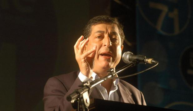 Gustavo Borsari. Foto: archivo El País.