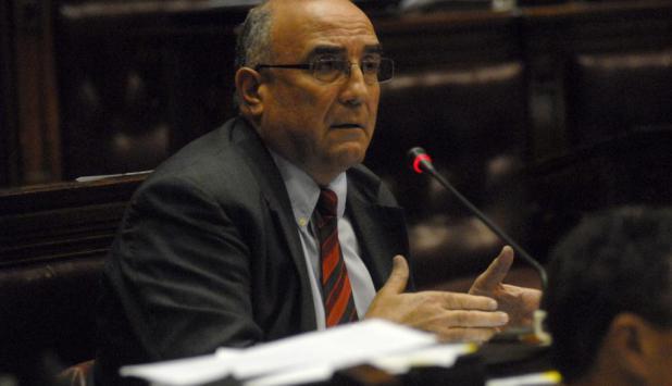 Gustavo Cersósimo. Foto: archivo El País