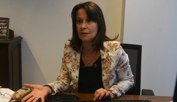 Gerenta general de Unión Capital AFAP, asumió la presidencia de la Asociación de AFAP. Foto: F. Flores