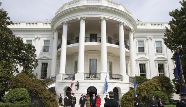 Casa Blanca. Foto: Reuters