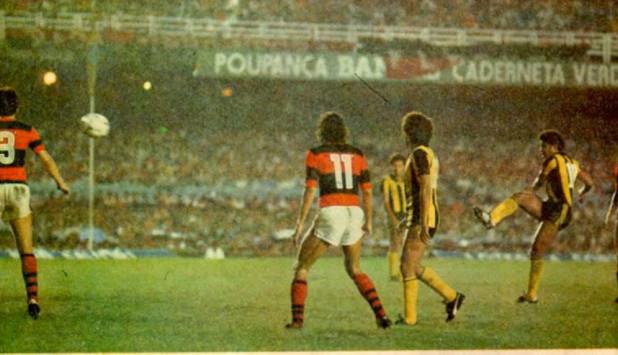 El tiro libre de Jair en 1982