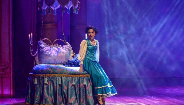 Una producción brasileña de La bella y la bestia llega al Teatro Metro. Foto: Difusión