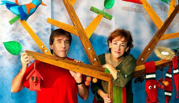 Festival Interrnacional de Teatro Infantil. Foto: EFE/Gerardo Sanz/Teatro El Galpón