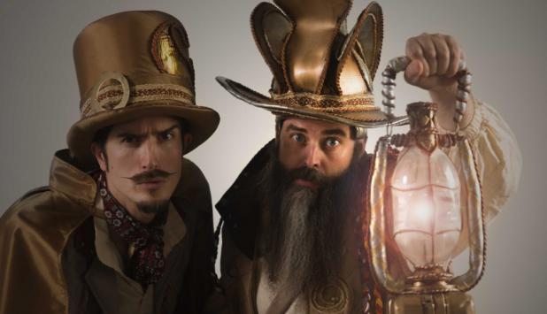 """""""Tristán, el asistente de mago"""". Foto: Difusión."""
