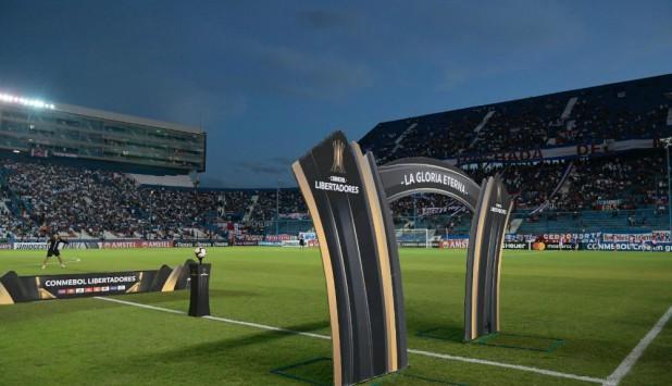 Gran Parque Central en Copa Libertadores