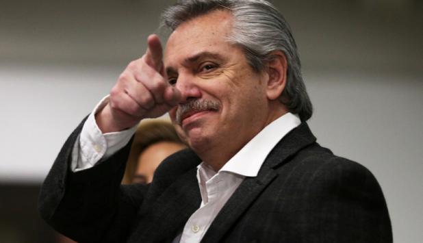 Alberto Fernández. Foto: Reuters.