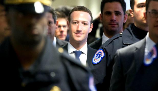 Mark Zuckerberg. Foto: EFE
