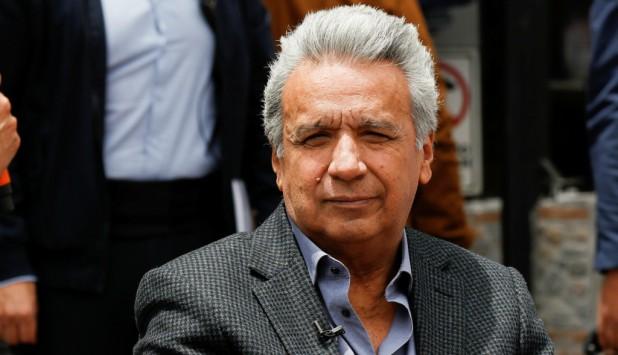 Lenin Moreno, presidente de Ecuador. Foto: Reuters