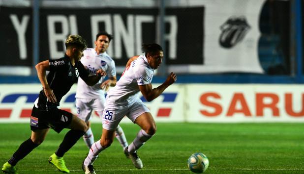 Armando Méndez ganó todos los partidos que jugó en Nacional. FOTO: El País.