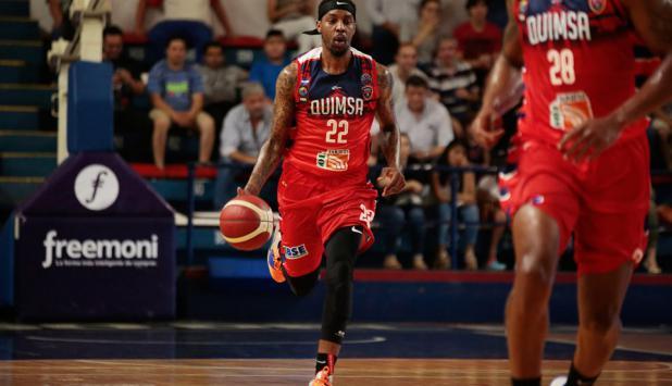 Brandon Robinson. Foto: FIBA.