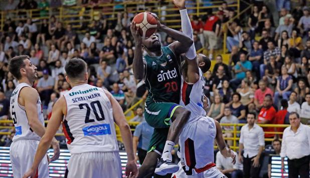 Lee Roberts. Foto: FIBA.