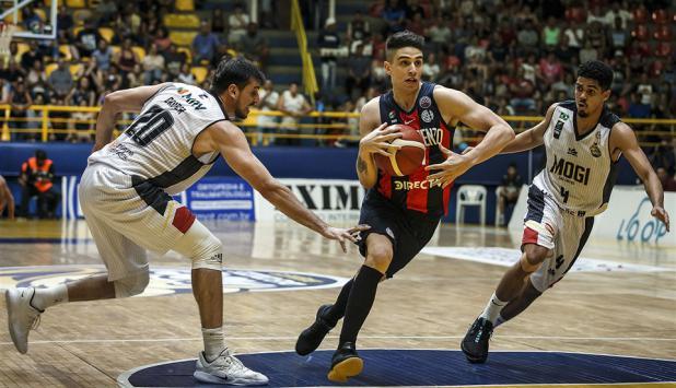 José Vildoza. Foto: FIBA.
