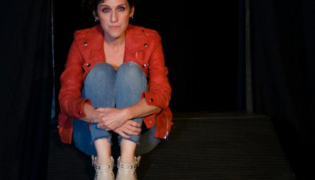 Leonor Svarcas en La pérdida.