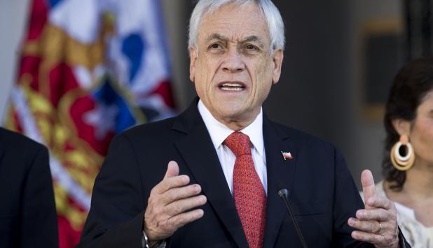 Postura. El presidente Sebastián Piñera plantea soluciones.