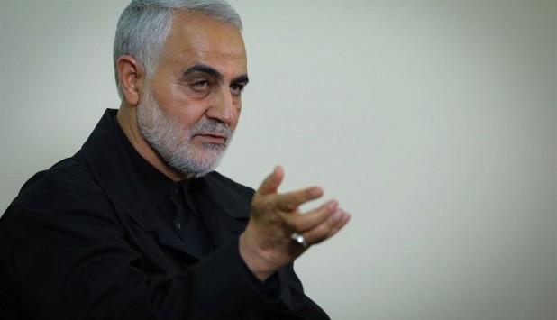 Líder iraní Qasem Soleimani. Foto: EFE