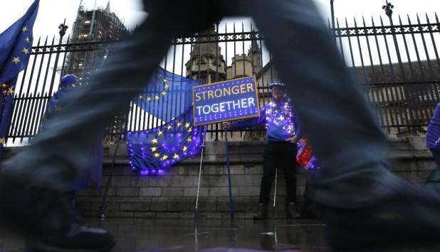 ¿Cuánto costó el Brexit? Es difícil dar una respuesta precisa a esta pregunta. Foto: AFP