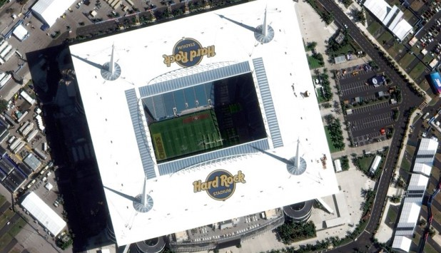 Hard Rock Stadium de Miami
