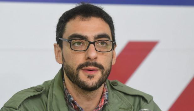Gerardo Núñez, diputado por el Frente Amplio. Foto: Francisco Flores.