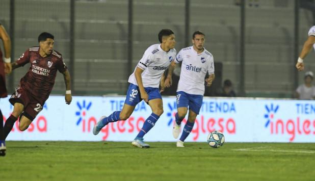 Emiliano Martínez, jugador de Nacional.