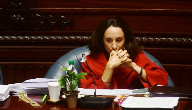 Carmen Sanguinetti. Foto: Francisco Flores.