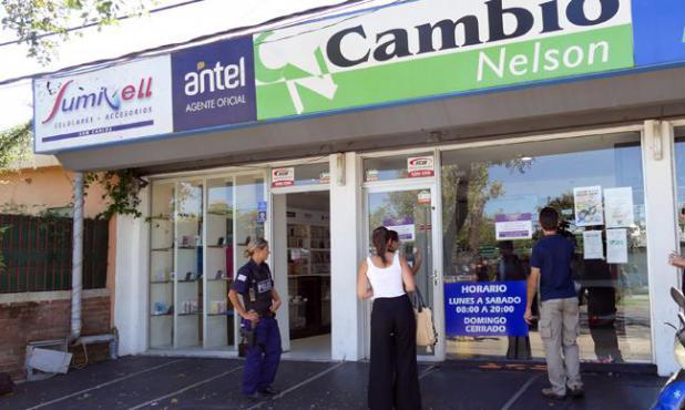 El BCU dice que investigó a un cliente por el retiro y no al Cambio Nelson. Foto: R. Figueredo