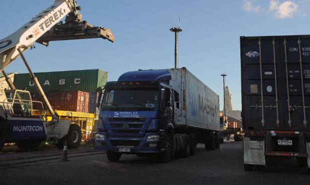 Noviembre: exportaciones sumaron US$ 787 millones. Foto: F. Ponzetto