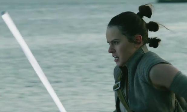 Daisy Ridley regresa como Rey en esta nueva entrega