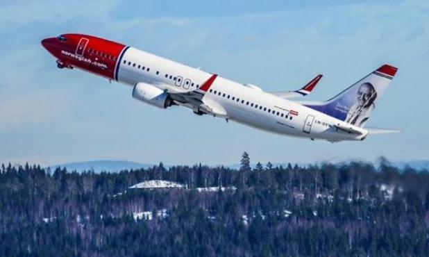 Norwegian empezará a volar en Argentina en 2018. Foto: EFE