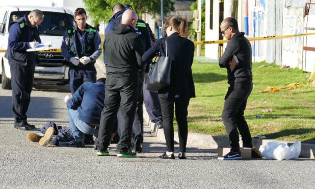 San Carlos se ha visto sacudida por una serie de homicidios. Foto. R. Figueredo
