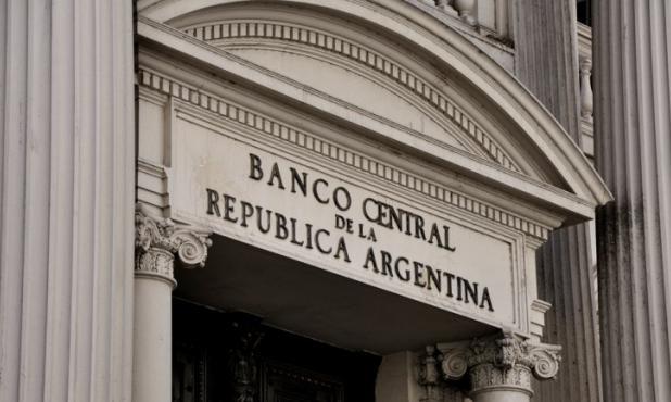 Banco Central argentino. Foto: Archivo El País