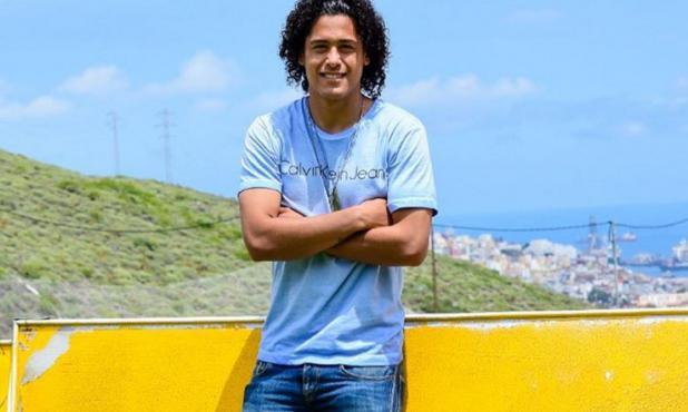 Mauricio Lemos en Gran Canaria. Foto: maulemos3 / Instagram