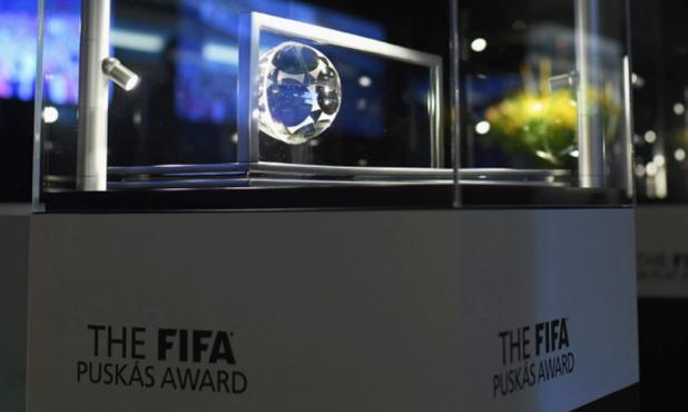 Premio Puskas. Foto: FIFA