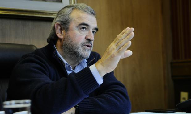 Larrañaga quiere pelearle el liderazgo a Lacalle Pou para 2019. Foto. D. Borrelli