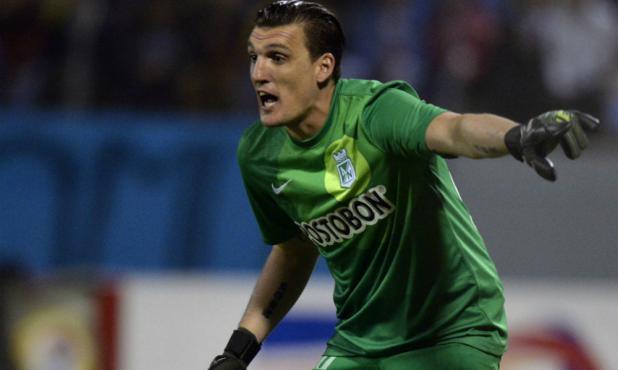 Franco Armani quiere ir al Mundial con Colombia