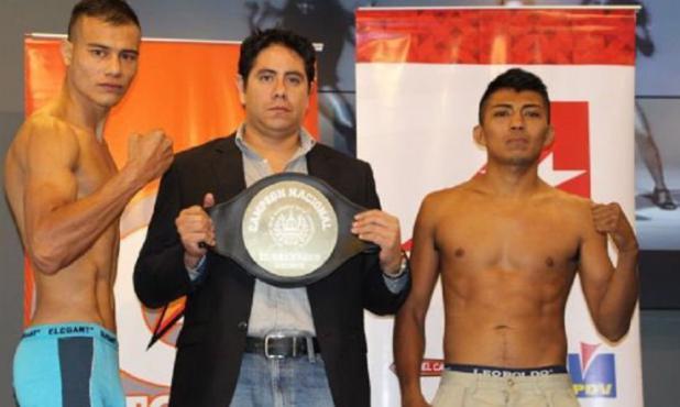 Carlos Hernández y Francisco Ruiz. Foto: La Prensa / GDA