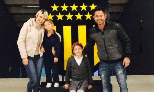 La familia Valverde