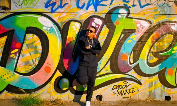 """Daddy Yankee en el videoclip de  """"Dura"""". Foto: difusión"""