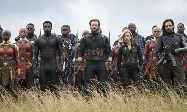 """Imagen promocional de """"Avengers: Infinity War"""". Foto: Marvel Studios"""