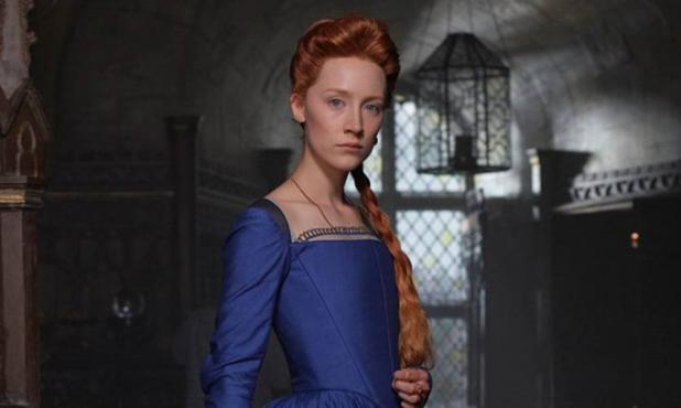 """Saoirse Ronan en """"Mary, Queen of Scots"""""""